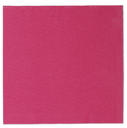 Tork Soft Bright Pink Dinner Napkin