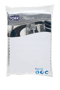 Tork®  Small White Traymat