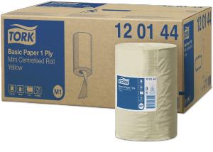 Tork Basic jednovrstvová papierová utierka