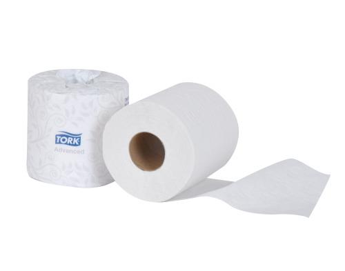 Tork Advanced Bath Tissue Roll, 2-Ply