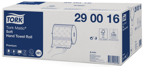 Tork Matic® Soft Hand Towel Roll Premium