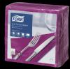 Tork Soft  Dinnerservietten Violett