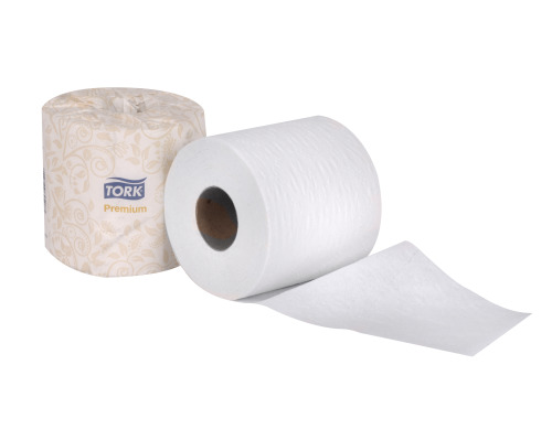Tork Premium Bath Tissue Roll, 2-Ply