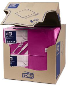 Tork Soft Purple Lunch Napkin