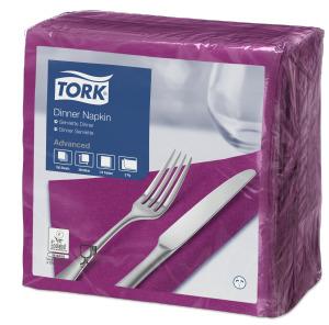 Tork Dinner Servilleta morada