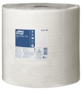 Tork Basic Papper – 1-lagerspapper, W1