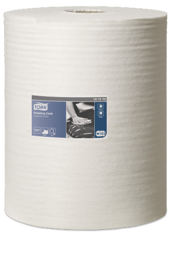 Tork®  Polishing Cloth Combi Roll