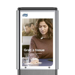 AD-A-Glance® pre Tork hygienický stojan