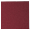 Tork Bordeaux Red Lunch Napkin
