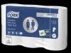 Tork Papier toilette rouleau Mid-size sans mandrin Advanced- 2plis