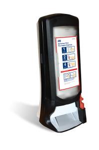 Tork Xpressnap® Signature Drive Thru Napkin Dispenser