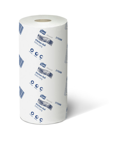 Tork®  Advanced Kitchen Roll Extra Long