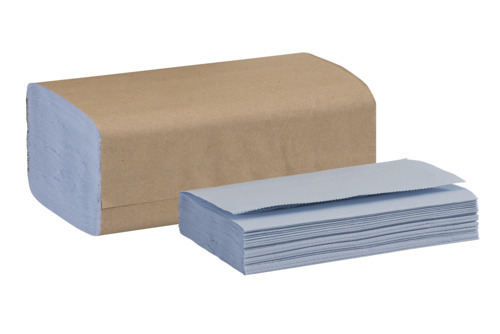 Serviette en papier Tork pour pare-brise, pliée