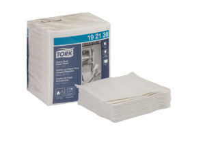 Tork Heavy-Duty Paper Wiper, 1/4 Fold