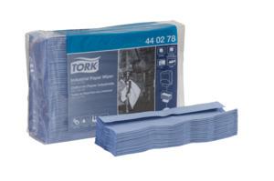 Tork Industrial Paper Wiper, Top-Pak