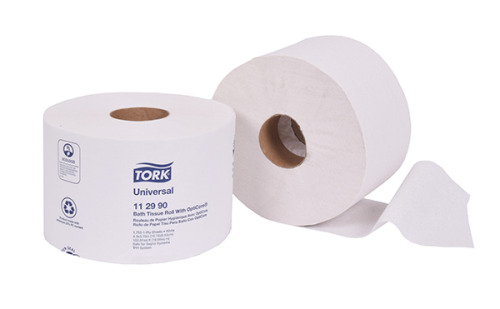Tork Universal Bath Tissue Roll with OptiCore®