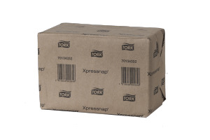 Tork Universal Servilleta Xpressnap® Kraft 12/500s