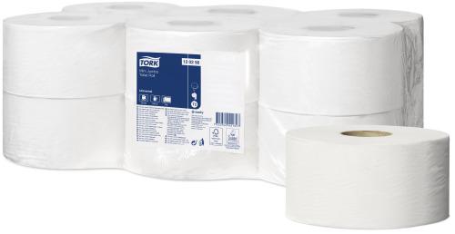 Tork Mini Jumbo Toilet Roll Universal