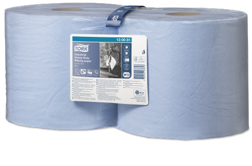 Tork Industrial Heavy-Duty Wiping Paper