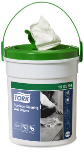 Tork Wet wipe til overflader