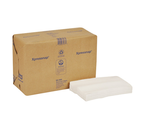 Tork Advanced Xpressnap® White Dispenser Napkin