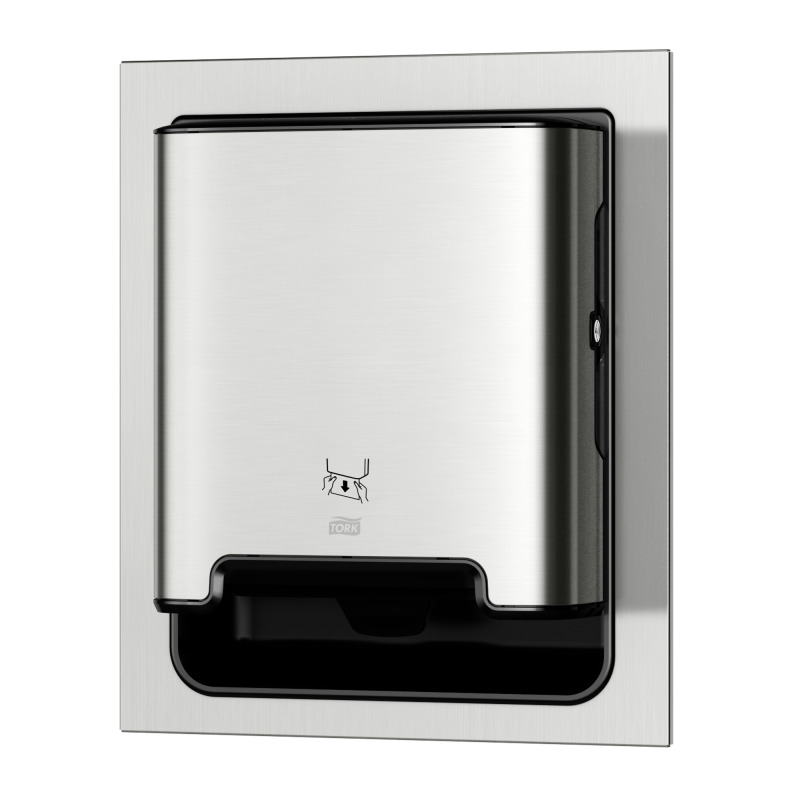 TRK461022 Recessed Electronic Roll Towel Dispenser