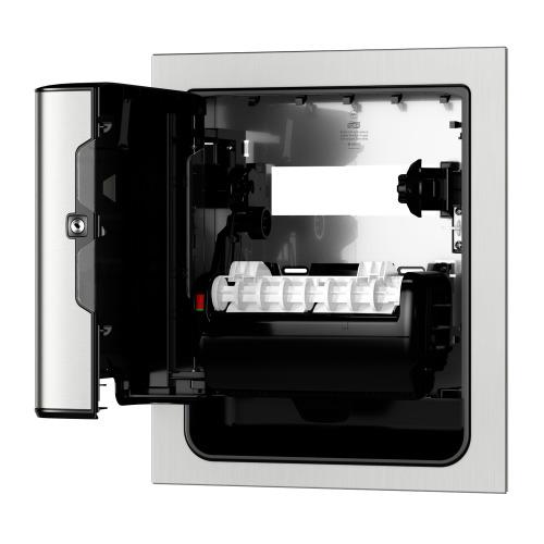 Tork Matic® Hand Towel Dispenser - In-wall Recessed