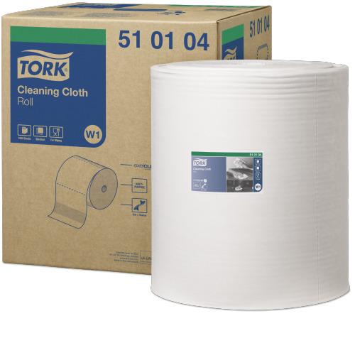Lavetă Textilă pentru Curățare Tork