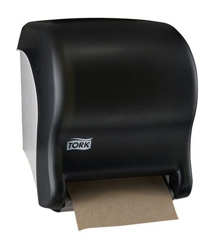 Tork Hand Towel Roll Dispenser, Electronic, Touch-Free Auto Transfer