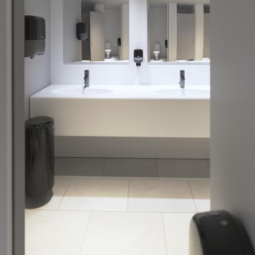Tork Jumbo Toilet Roll Dispenser Black