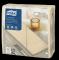 Tork Premium Linstyle® Cream Dinner Napkin 1/8 Folded