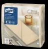 Tork Premium LinStyle® Krem Middagsserviett 1/8-fold