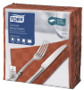 Tork Nexxstyle® Dinner Servilleta Terracota