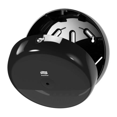 Dispensador de papel higiénico Tork SmartOne® negro