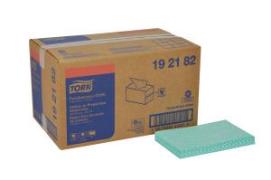 Tork Foodservice Cloth, 1/4 Fold