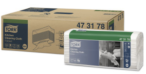 Нетканый материал Tork для кухни