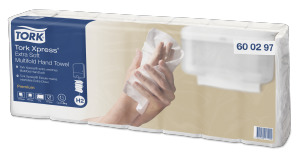 Tork Xpress® Asciugamani intercalati Extra Soft C&C