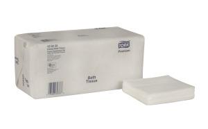 Tork Premium Folded Bath Tissue, 2-Ply