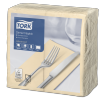 Tork Serviette Dinner, Ivoire