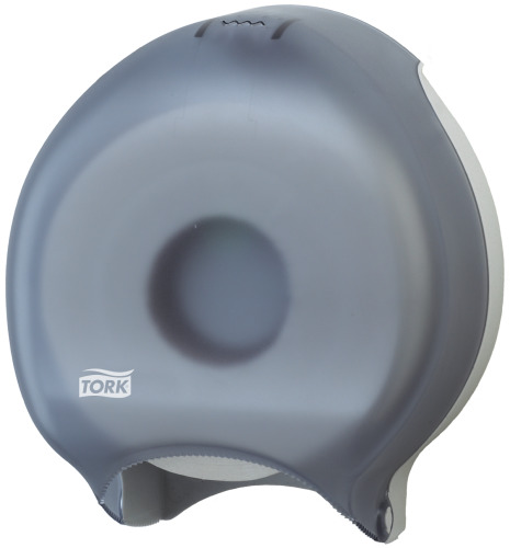 Despachador Universal Tork de Higiénico en Bobina Mini Azul