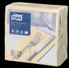 Tork Myk Sand Middagsserviett 1/8-fold