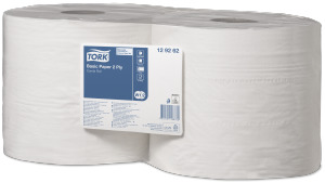 Tork®  Basic Paper 2ply Combi Roll