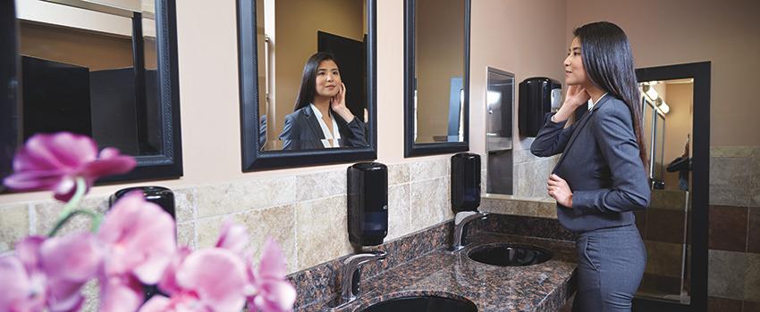 Washroom midscale
