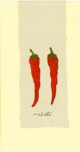 Tork Hot chili Dinner-lautasliina 1/8-taitto