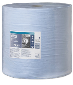 «Tork» industriālais tīrīšanas papīrs lieliem netīrumiem