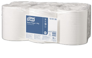 Tork Basic Paper 1-Laags