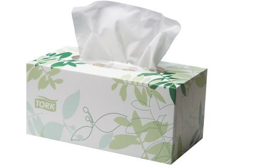 Tork®  Extra Soft Facial Tissue 224s