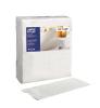 Tork Premium LinStyle® White Dinner Napkin, 1/8 Fold