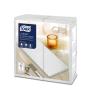 Tork Linstyle® valkoinen XL Dinner lautasliina 1/8-taitto