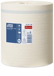 Tork Basic Papper 1-lagers, M2